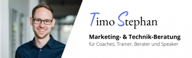 Logo Timo Stephan Consulting